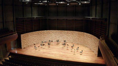 TSO FCH stage - TSO acoustic upgrade