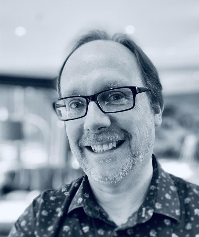 Matthew Hindson, 2022-2023 Australian Composers' School Director